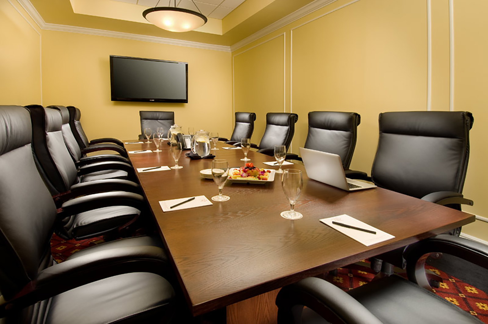 Conference room at The Point Orlando
